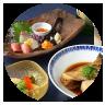 味季懐石・鍋